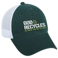Picture of God Recycles