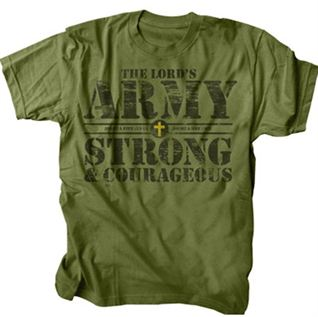 Picture of Lord's Army Strong & Courageous