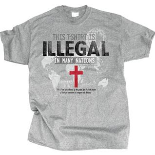 Picture of Illegal In Many Nations