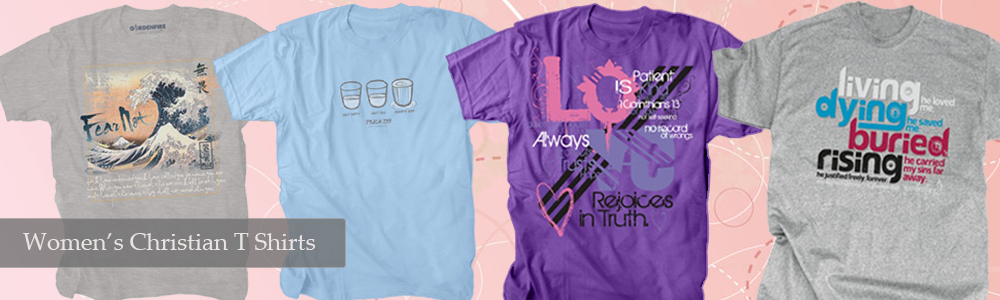 Women's Christian T Shirts