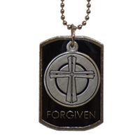 Picture of Forgiven Dog Tag