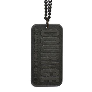 Picture of Courage Dog Tag