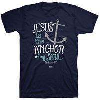 Picture of Jesus Is The Anchor Of My Soul