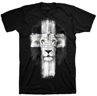 Picture of Fear Not Lion Cross