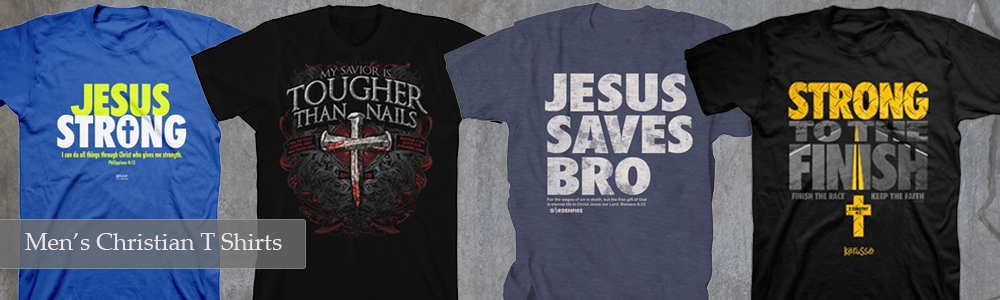 Men's Christian T Shirts